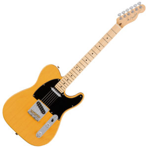 Telecaster Butterscotch Blonde Maple