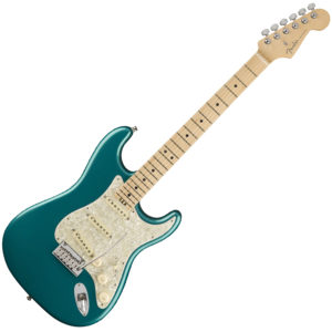 Stratocaster Ocean Turquoise Maple