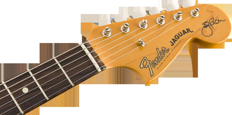 Johnny Marr Jaguar Metallic