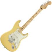 Stratocaster HSS Buttercream Maple