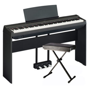 Yamaha P-125 PACKAGE DEAL 1