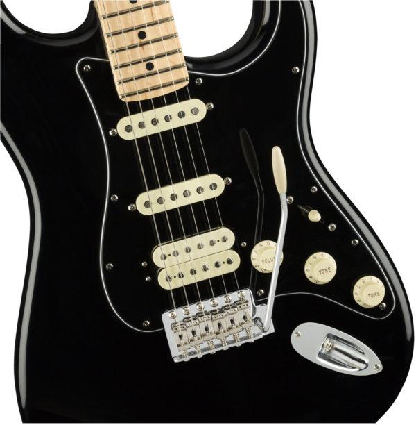 Performer Stratocaster HSS Black