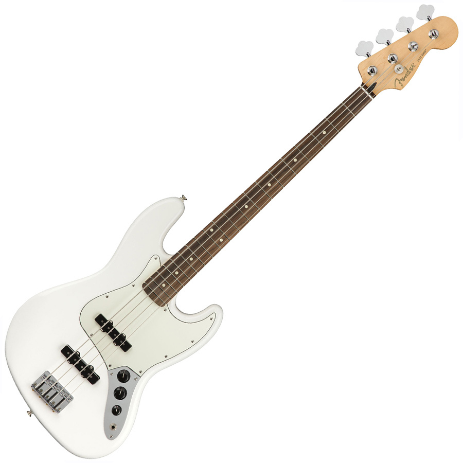 Bass Polar White Pau
