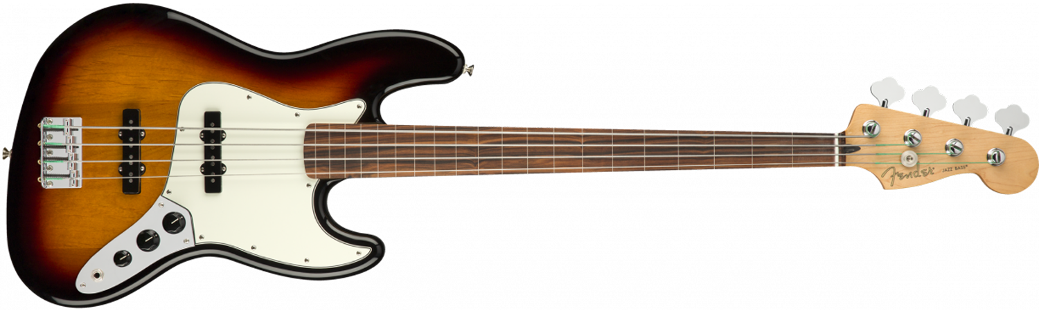 Fender Player Series Fretless