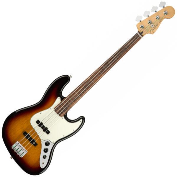 Fender Player Series Fretless