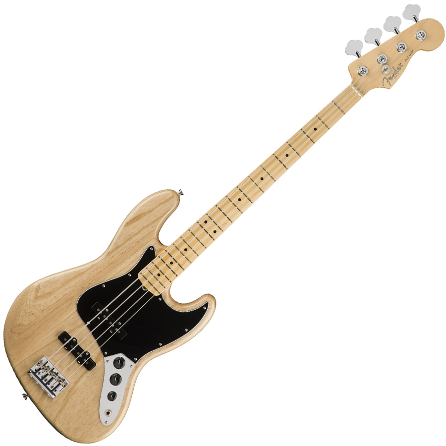 Professional Jazz Bass Natural