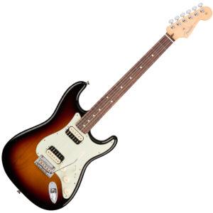 HH Shawbucker Stratocaster 3