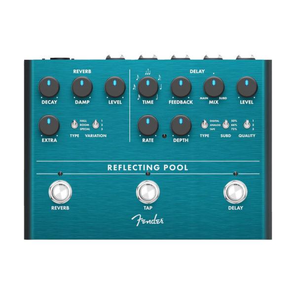 Fender Reflecting Pool