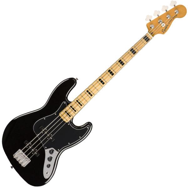 '70s Jazz Bass Black