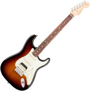 HSS Shawbucker Stratocaster 3