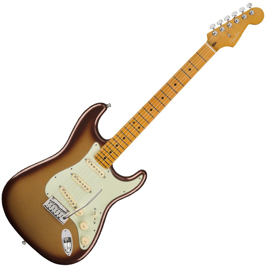 American Ultra Stratocaster Mocha