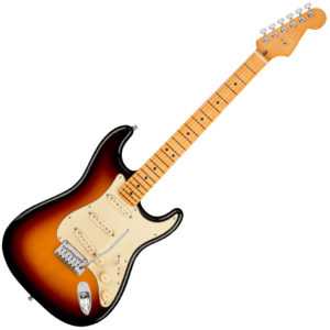 Ultra Stratocaster Ultraburst Maple