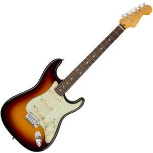 American Ultra Stratocaster Ultraburst