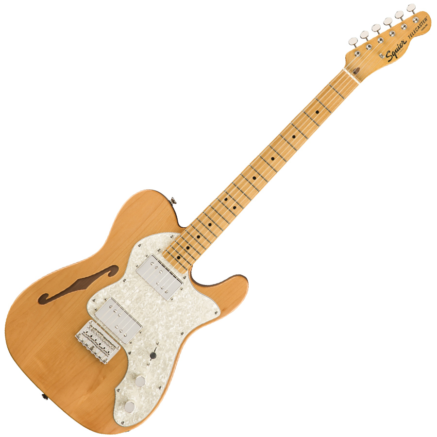 '70s Telecaster Thinline Natural