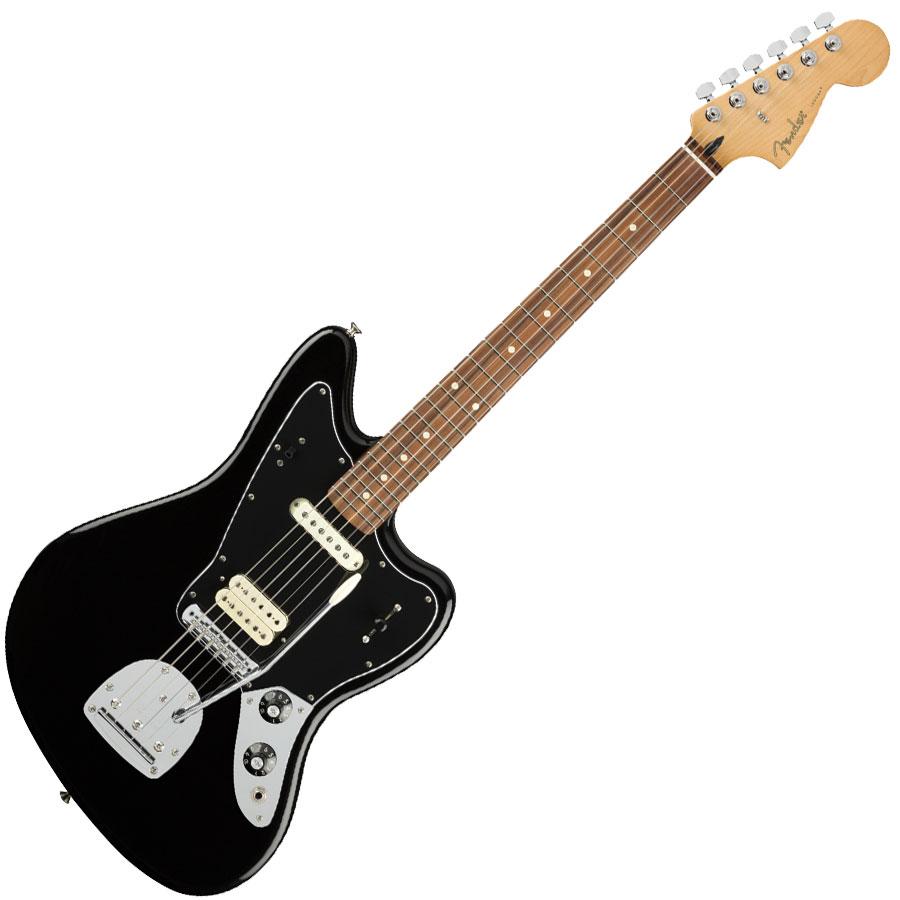 Fender Player Jaguar Black