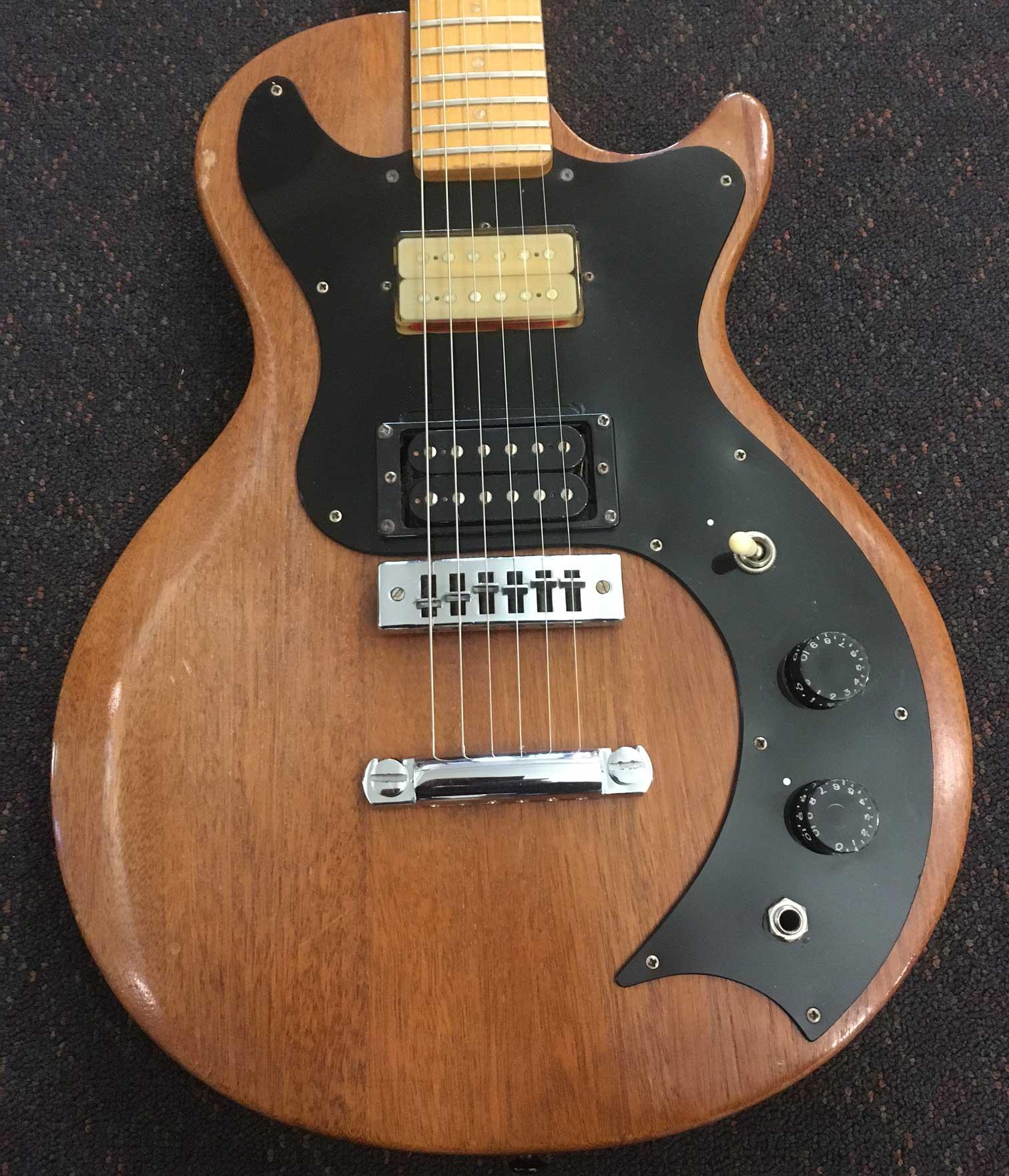 Gibson Marauder