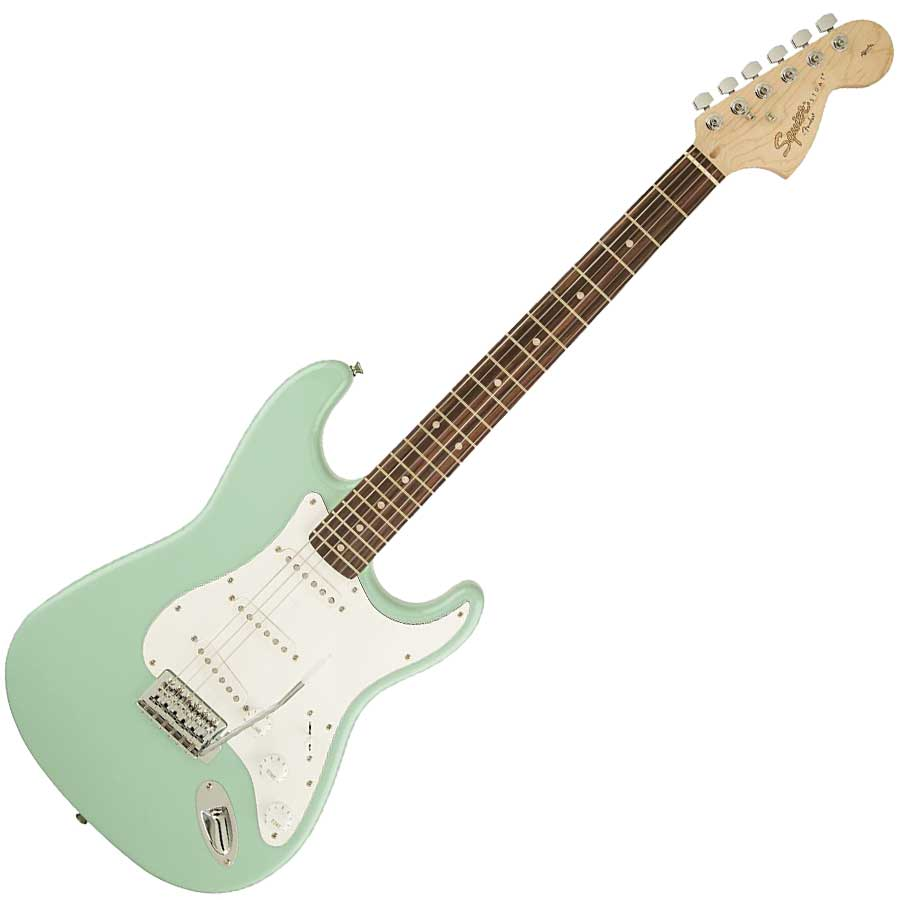 Series Stratocaster Surf Green