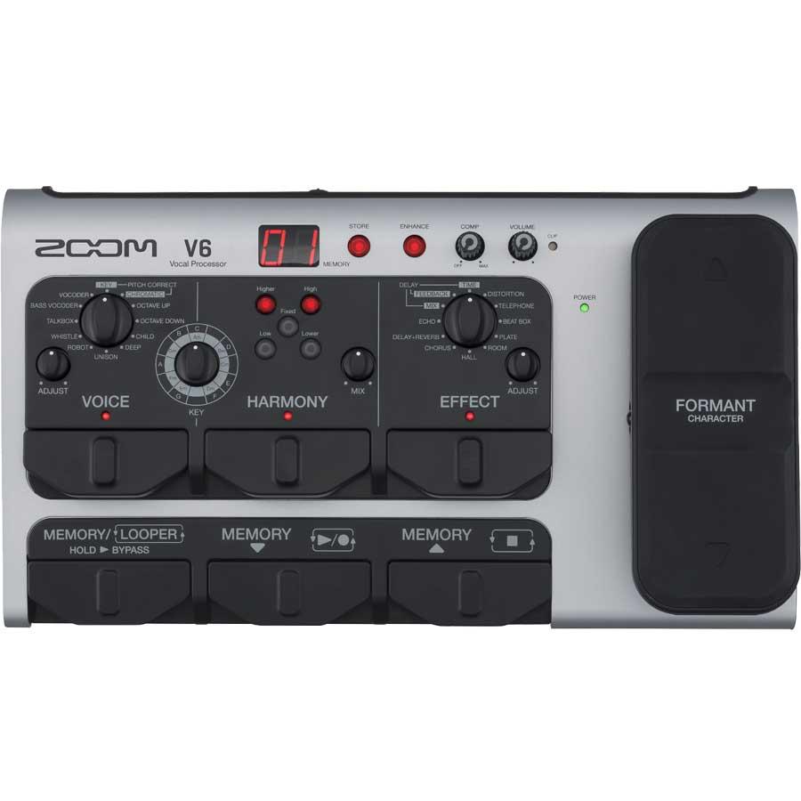 Zoom V6