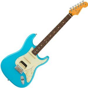 Stratocaster HSS Miami Blue